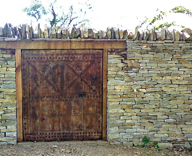 Door-wall